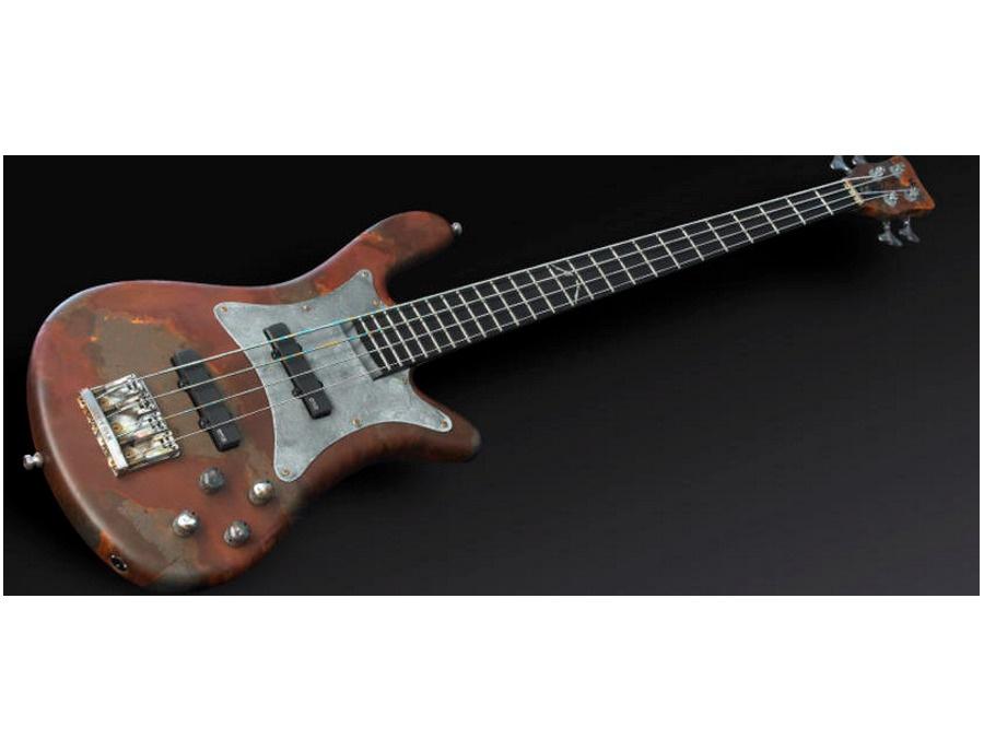 Warwick Robert Trujillo Rusty Signature Bass