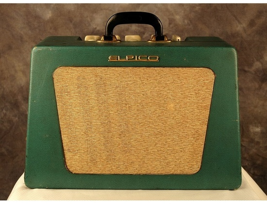 "Elpico AC55 ""Little Green Amp"""