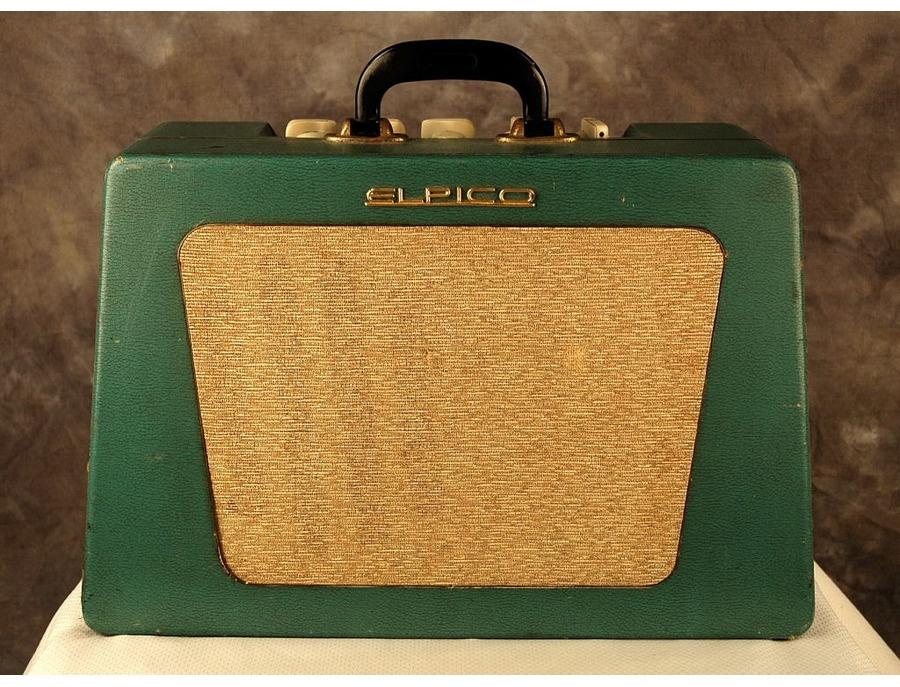 "Elpico AC55 ""Little Green Amp"""