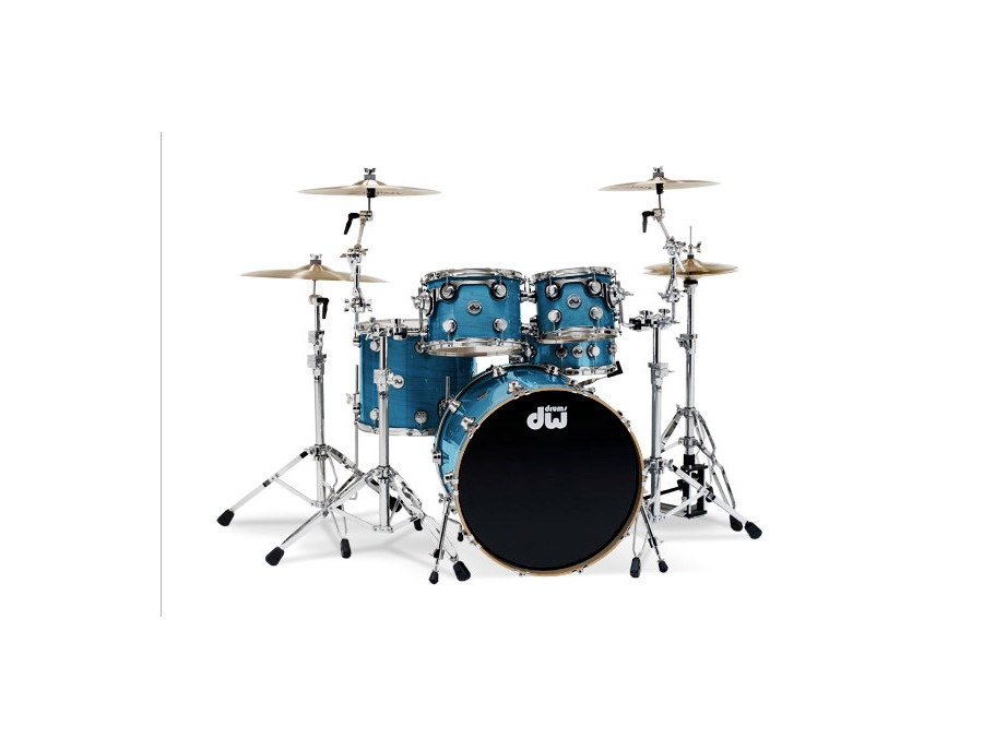 Dave Grohl DW Custom Set