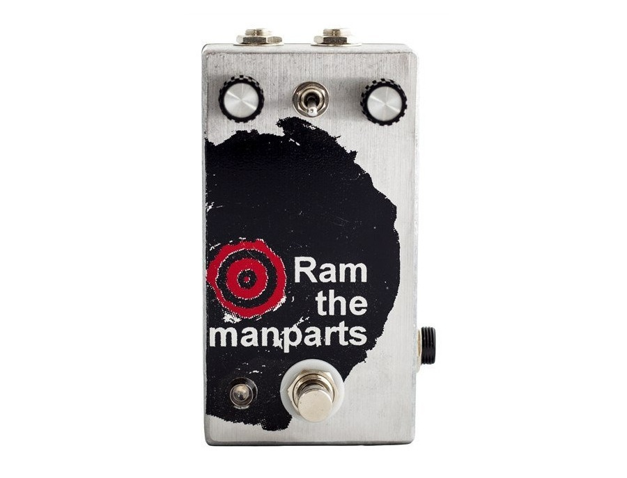 Fuzzrocious Ram the Manparts