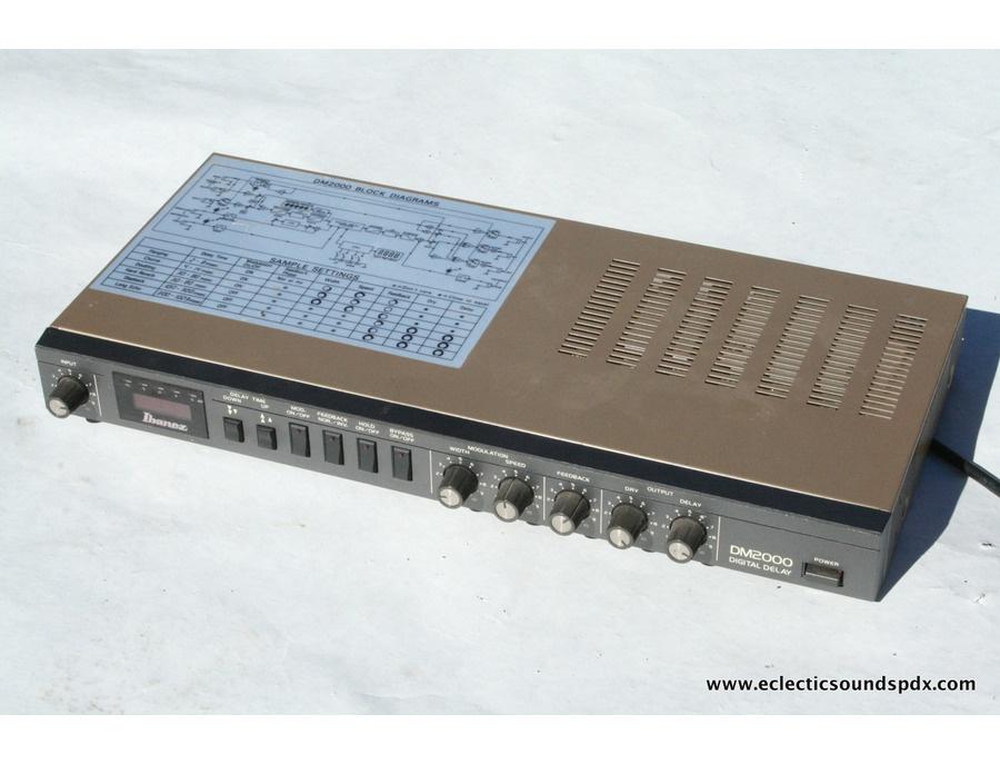Ibanez DM2000