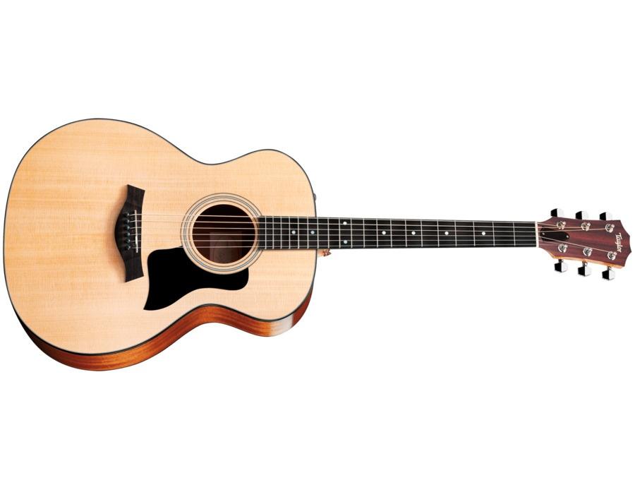Taylor 114e grand auditorium acoustic electric guitar xl