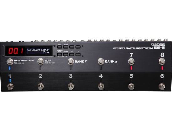 Boss ES-8 Effects Switching System