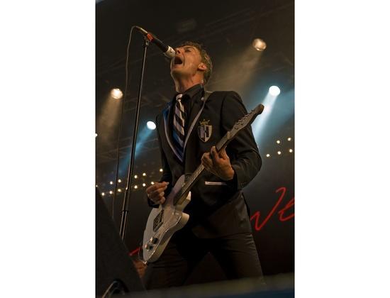 """Sundberg """"Arsonette"""" Guitar"""