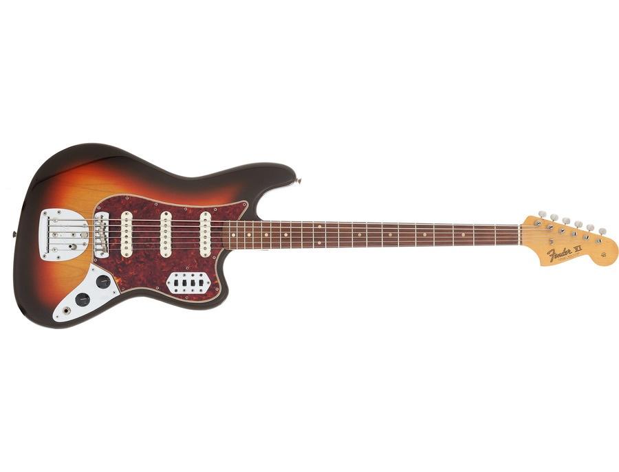 John Frusciante's Fender Bass VI   Equipboard®