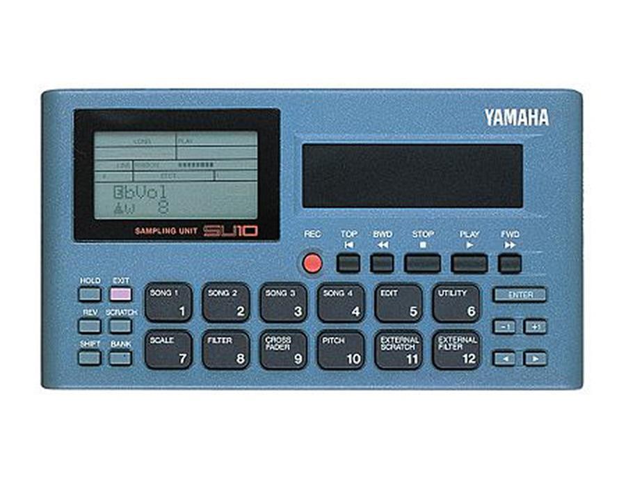 Yamaha su10 sampling unit xl