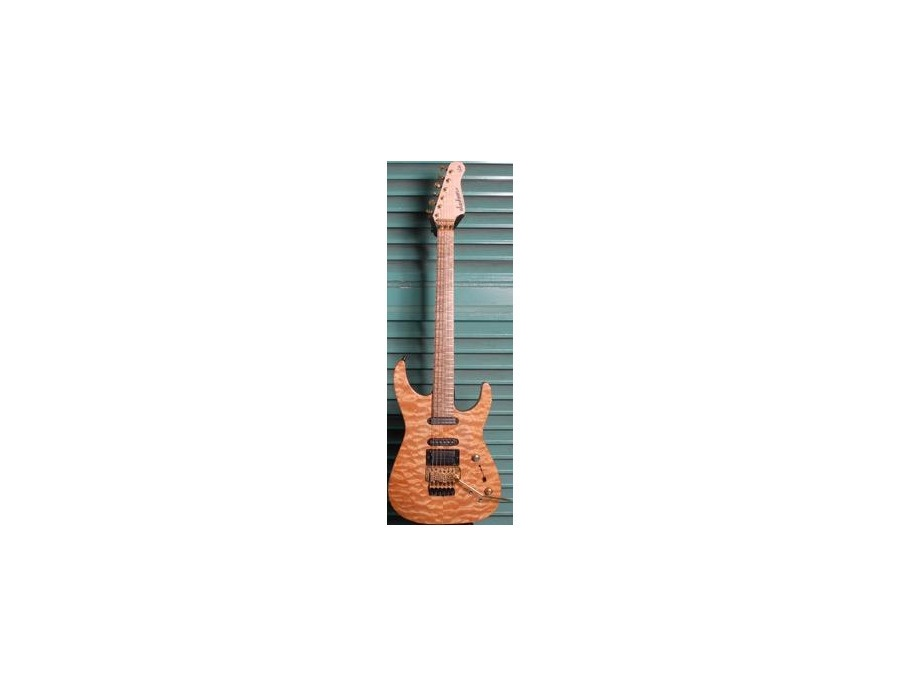 "Jackson PC1 ""Eau Natural"" Electric Guitar"