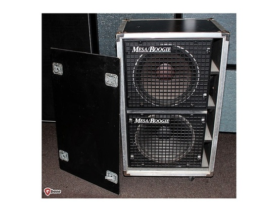 Mesa Boogie 2x15 Road Ready Bass Cabinet