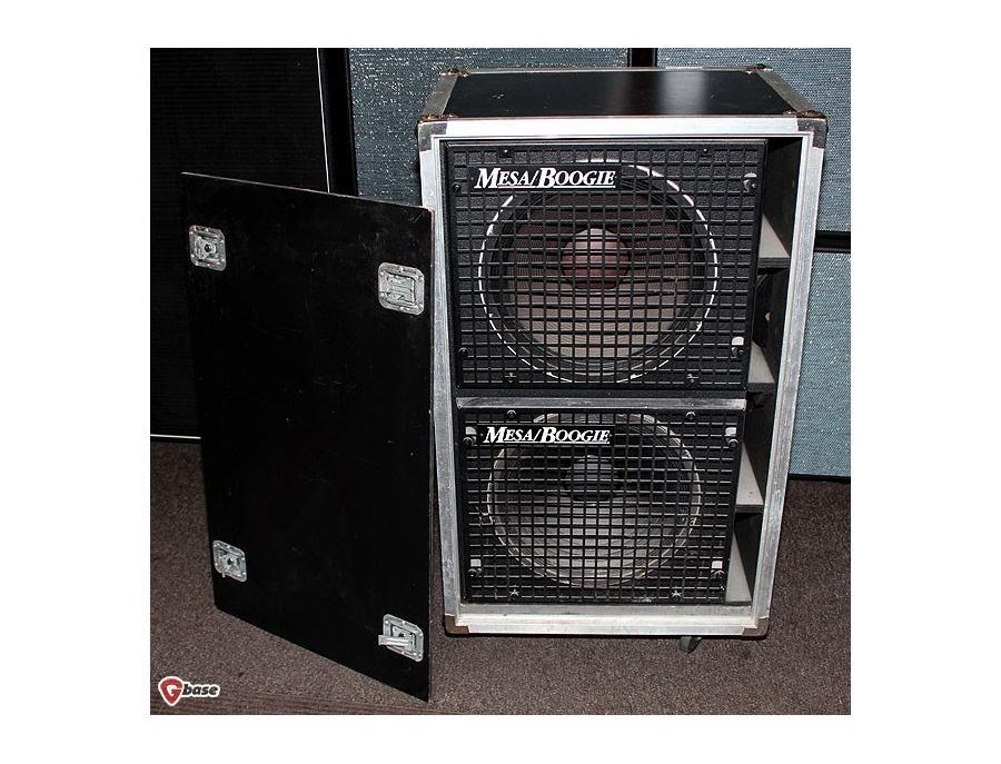 Mesa Boogie 2x15 Road Ready Bass Cabinet