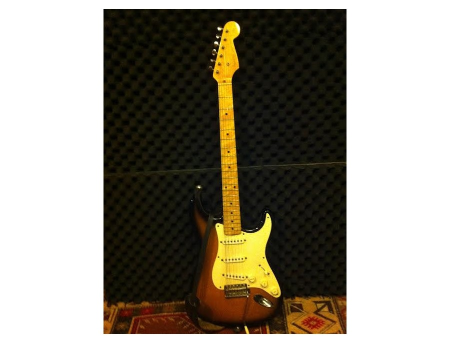 Fender Custom Shop Stratocaster 54 reissue John Page Era/