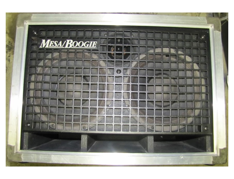 Mesa/Boogie 2x10 Road Ready Bass Cabinet