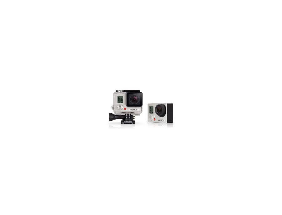 GoPro Hero 3 - White Edition