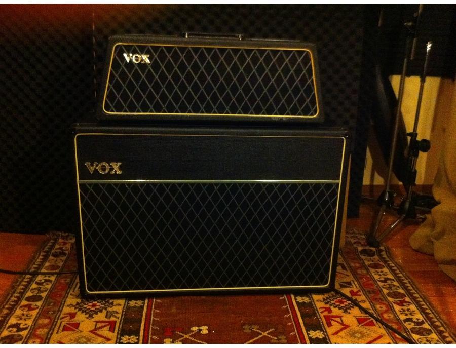1965 Vox AC 30 Head w/AC 50 Cab