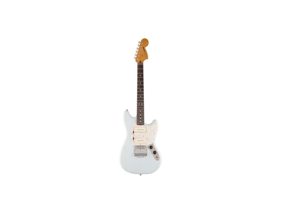 Fender Modern Player Mustang (Daphne Blue)