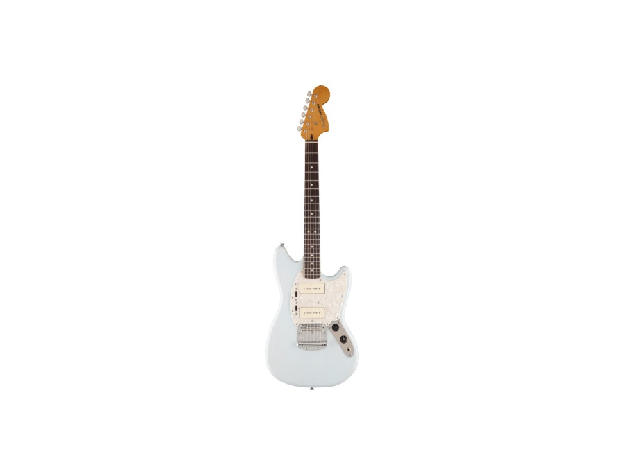 Fender Modern Player Mustang (Daphne Blue)