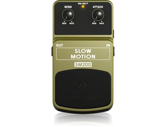Behringer SM200 Slow Motion