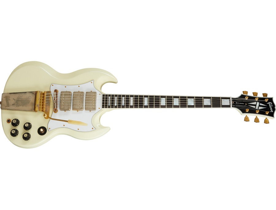 1967 gibson sg custom white xl