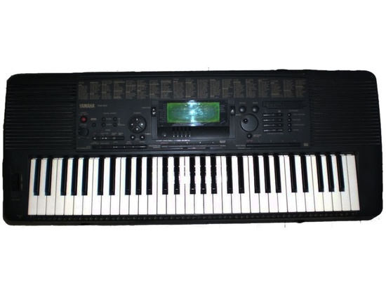 Yamaha e423 keyboard review