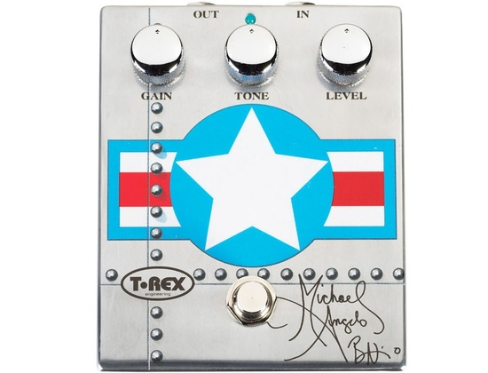 T-Rex Engineering Michael Angelo Batio Overdrive Guitar Pedal