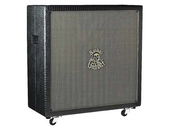 Randall MTS Series Lynch Box Signature 300W 4x12 Guitar Extension Cabinet