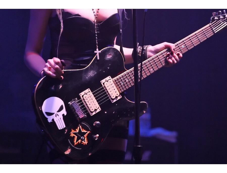 """Fender Telecaster Custom """"The Punisher"""""""