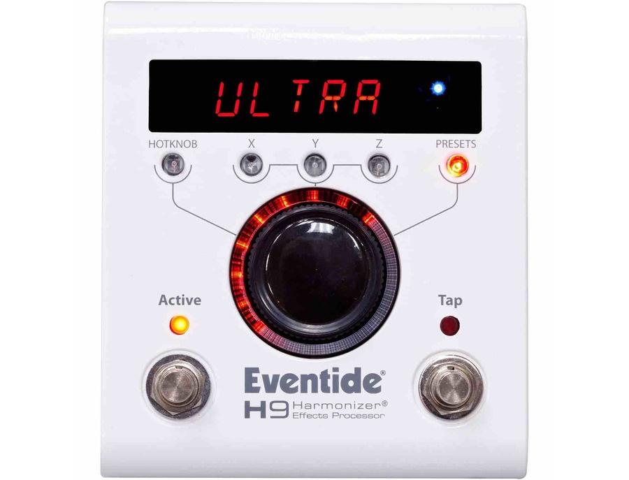 Eventide h9 harmonizer multi effects pedal xl