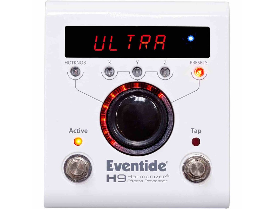 Eventide h9 harmonizer multi effects pedal xl