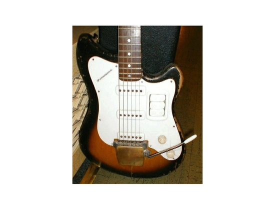 Futurama III Guitar