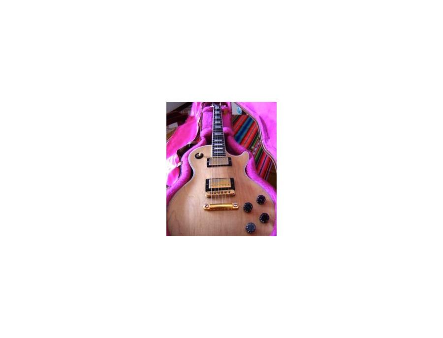 Gibson Les Paul Custom Natural