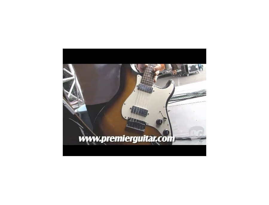 Fender Stratocaster with Mini Humbuckers