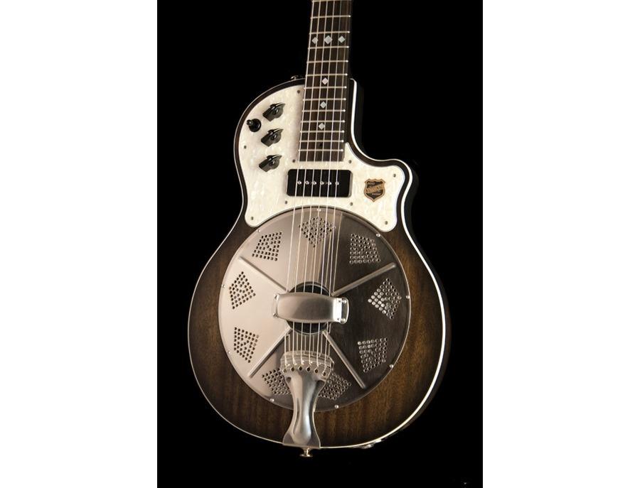 National resolectric guitar xl