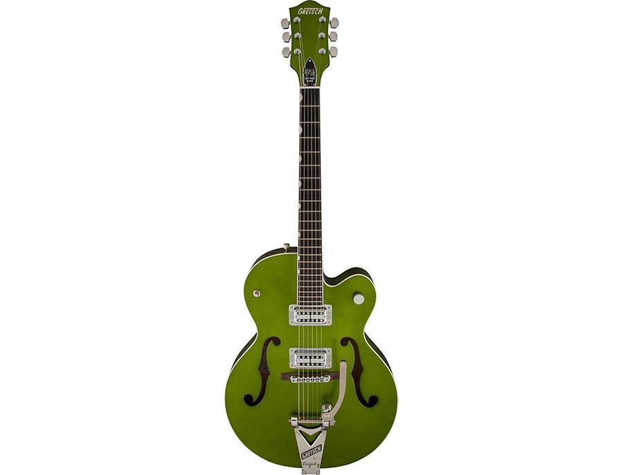 2010 Gretsch Hot Rod Model in Green Sparkle