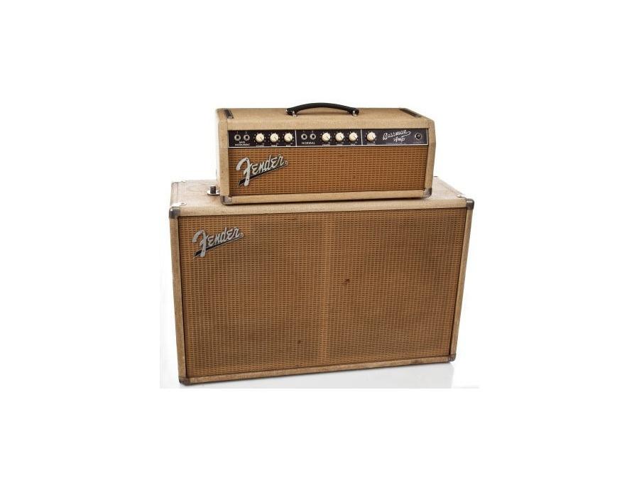 Fender 6g6a b bassman xl