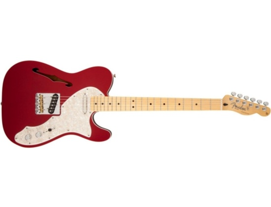 Fender Deluxe Telecaster Thinline MIM