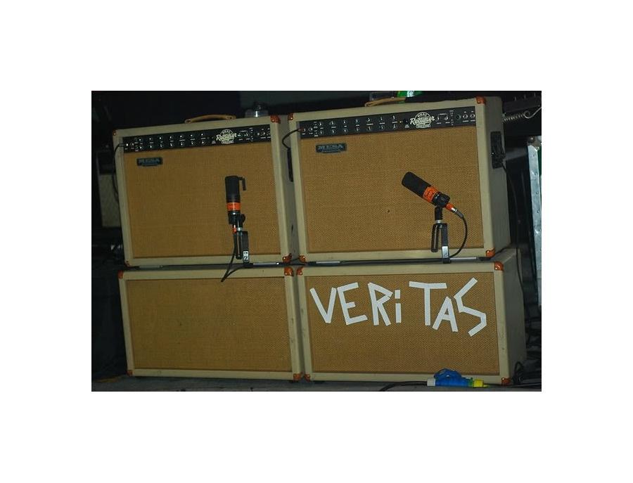 Mesa Boogie Dual Rectifier Trem-O-Verb Combo Amp