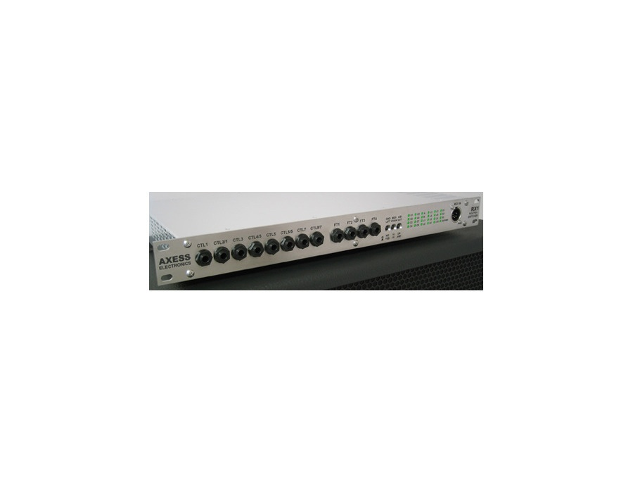 Axess Electronics RX1 Router/Switcher