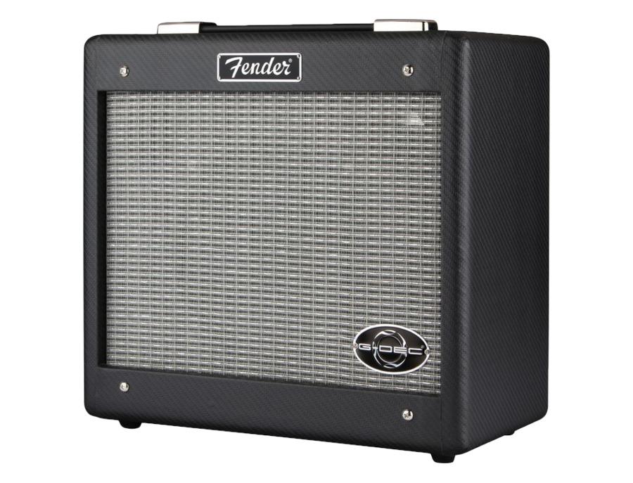 Fender G-DEC Junior Carbon 15W 1x8 Guitar Combo Amp