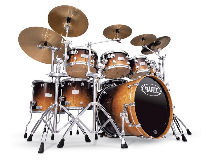 Mapex orion series drum set xl