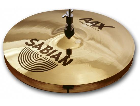 "Sabian AAX Stage Hi Hat 14"""