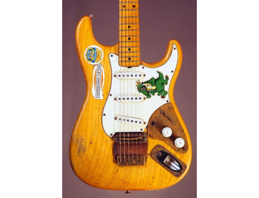 Jerry Garcia's 1957 Fender Stratocaster - Alligator