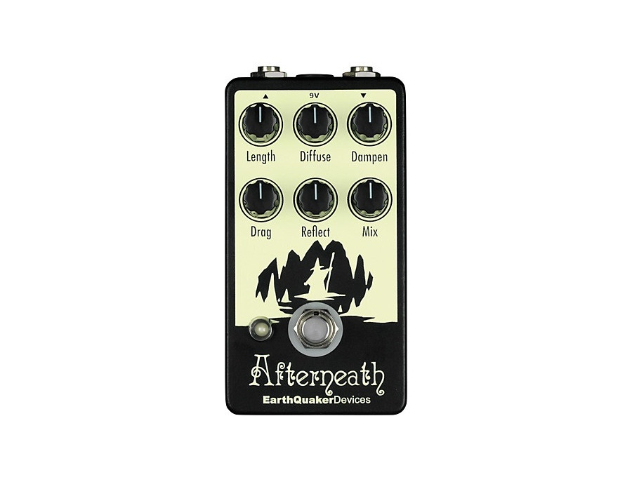 EarthQuaker Devices Afterneath