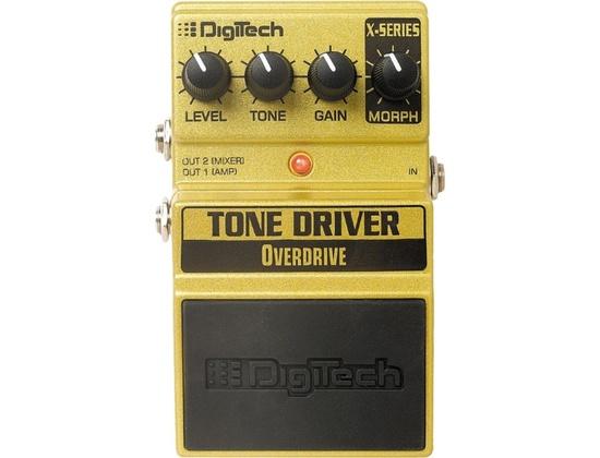 DigiTech XTD Tone Driver Overdrive Pedal