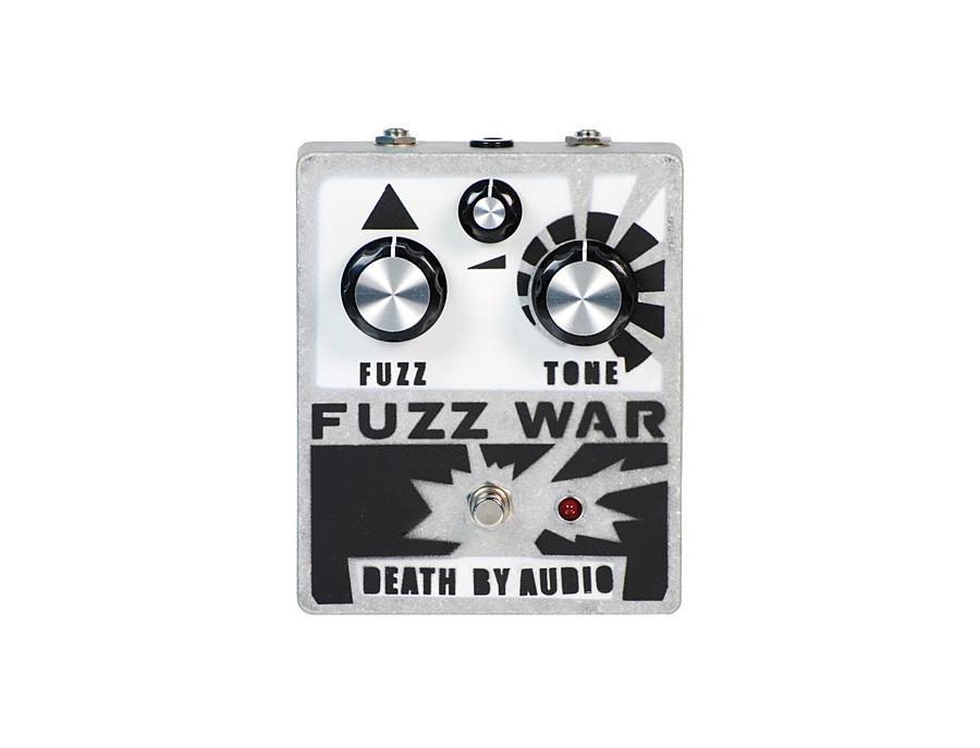 Death by audio fuzz war xl