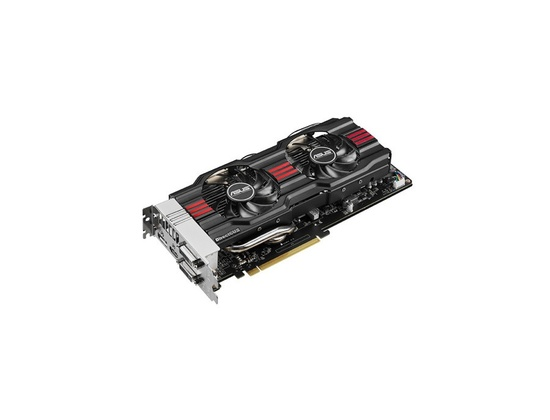 Asus GeForce GTX 770 2GB DirectCU II OC