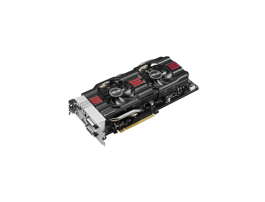 Asus GeForce GTX 770 2GB DirectCU II OC