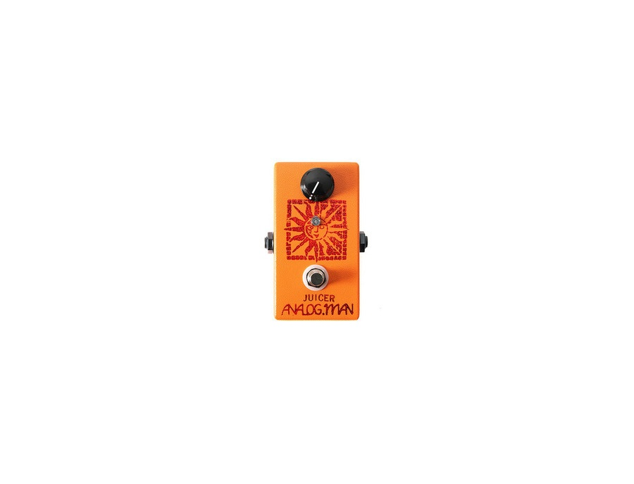 Analog man juicer compressor pedal xl