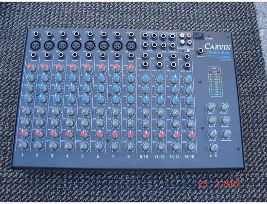 Carvin SM162