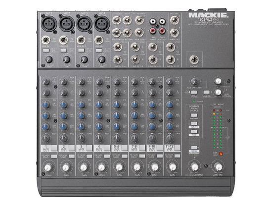 Mackie MicroSeries 1202-VLZ