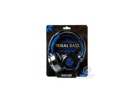 maxell tribal bass
